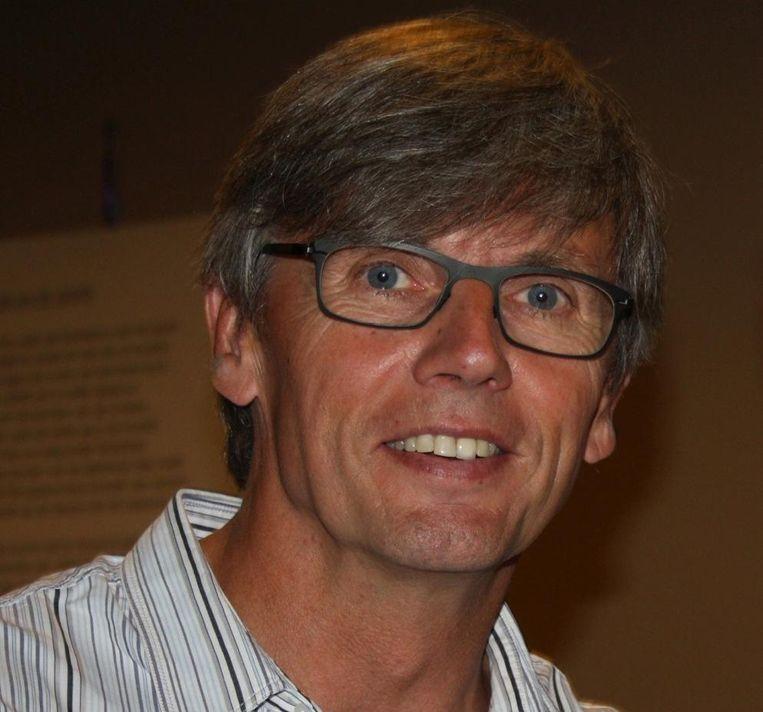 Gemeenteraadslid Joost Arents (N-VA).