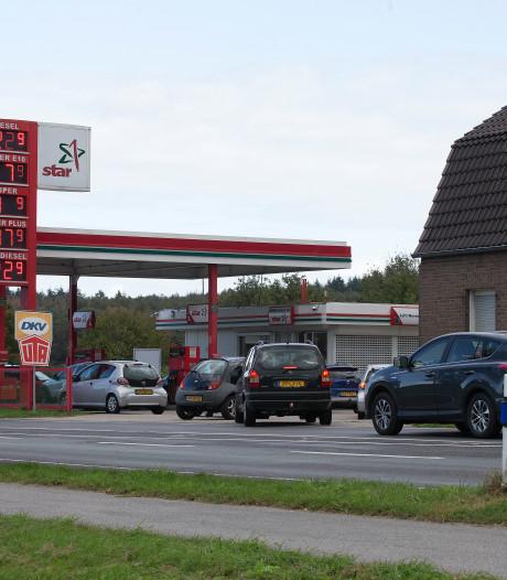 'Toename benzinetoerisme in grensregio ondanks grote prijsverschil vooral psychologisch'