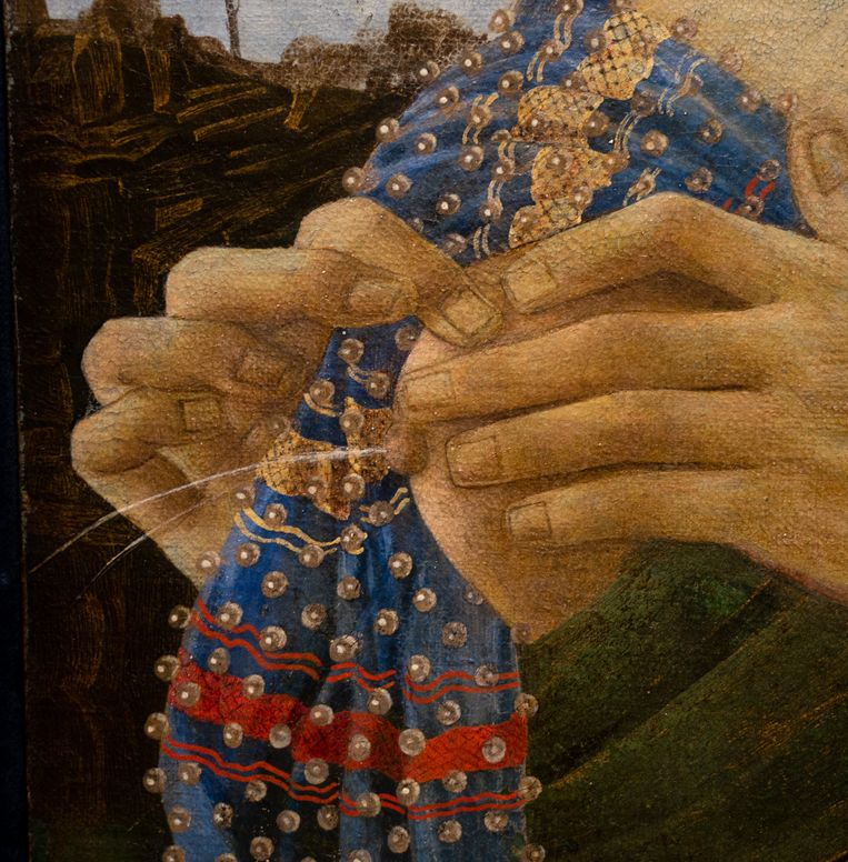 Sandro Botticelli (werkplaats). Beeld
