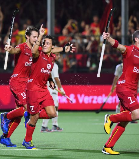 Les Red Lions champions d'Europe!
