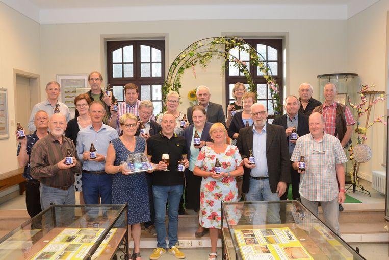De heemkring De Kluize bestaat 35 jaar en viert dat met een eigen biertje.
