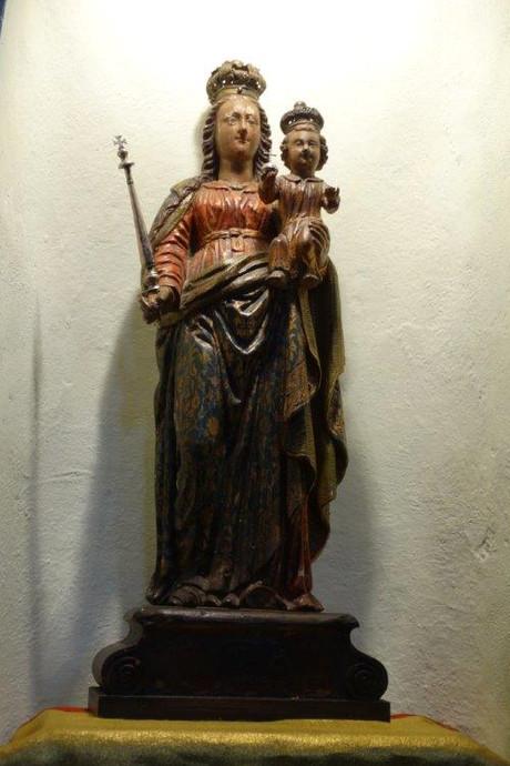 Italiaanse Don Hermes verguld met nieuw Mariabeeld uit Eindhoven