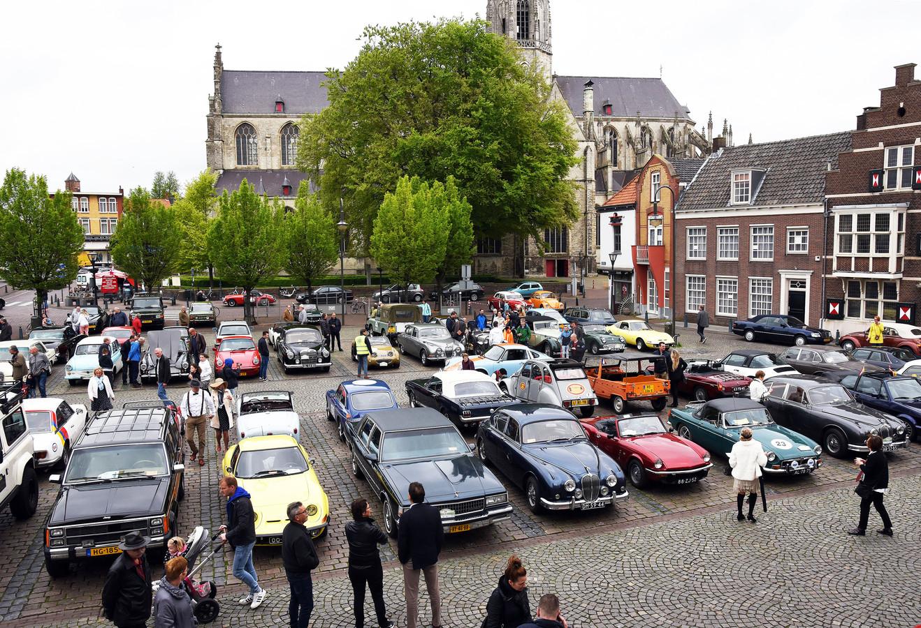 Betaald parkeren in de Hulster binnenstad verandert per 1 januari.