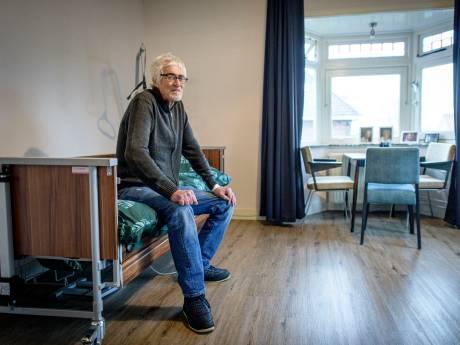 Na maanden zoeken heeft Hans Lodeweges onderdak: 'Niemand wilde hem hebben'