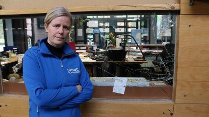Inbrekers aan de haal met kluis van Sport Vlaanderen