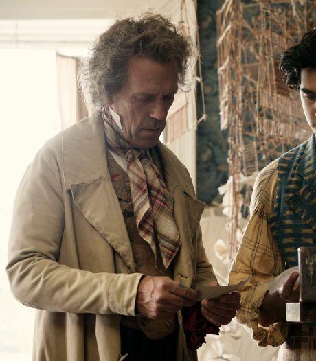 De verfilming van David Copperfield bevat gedurfde trucs