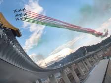 Deux ans après son effondrement meurtrier, le nouveau pont de Gênes inauguré