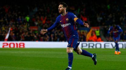 Herbeleef hoe Messi opnieuw een hattrick maakte en Man. United hun stadsgenoot verraste met comeback