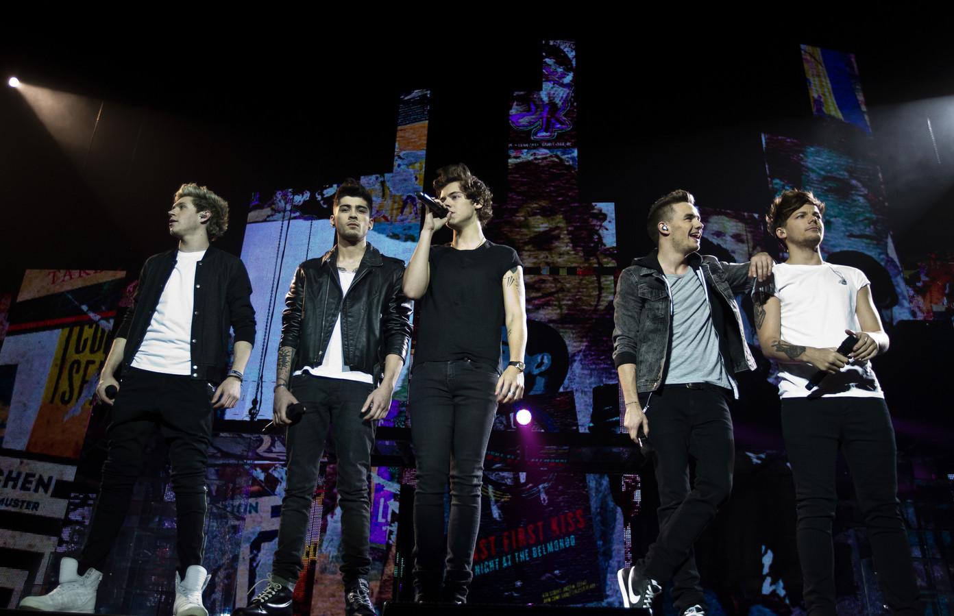 One Direction in Nederland.