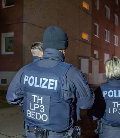Duitser berooft ex-vrouw, man, baby en zichzelf van het leven
