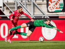 Basisdebuut voor Cuevas bij FC Twente