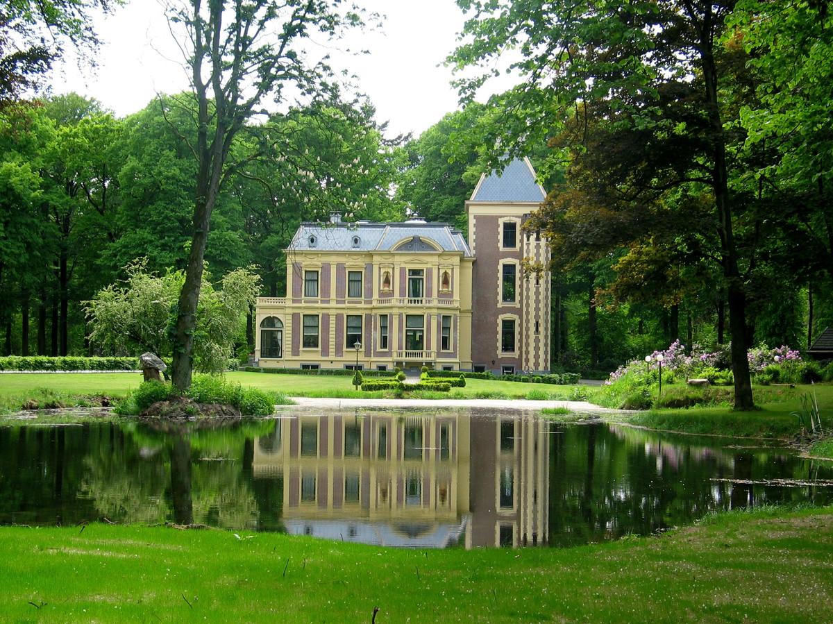 Het karakteristieke landhuis Groot Spriel in Putten is vanaf september 2019 onderdak voor een school voor christelijk speciaal voortgezet onderwijs.
