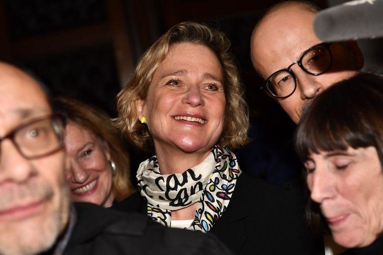 Delphine Boël weet dankzij de vaderschapstest met zekerheid dat koning Albert II haar biologische vader is.