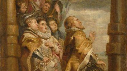 Vlaming ontdekt verloren gegane schets van Rubens
