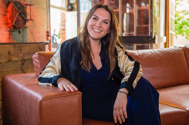 Siska Schoeters is één van de bekende gezichten die haar steun verleent aan het XL Zwerfvuilevent.
