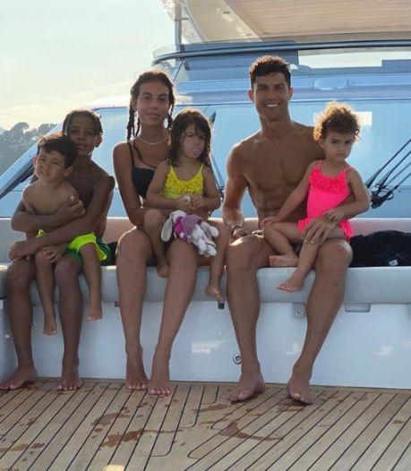 Le nouveau yacht à 6 millions d'euros de Cristiano Ronaldo