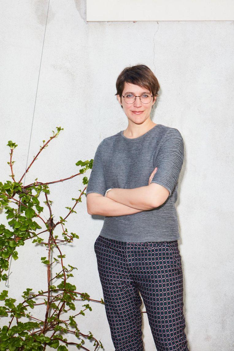Rosanne Hertzberger. Beeld null