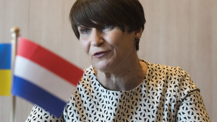 Lilliane Ploumen, Minister van Buitenlandse Handel