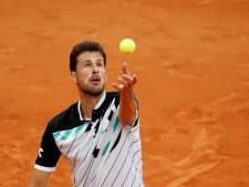 Haase en Van de Zandschulp over eerste kwalificatiehorde Roland Garros