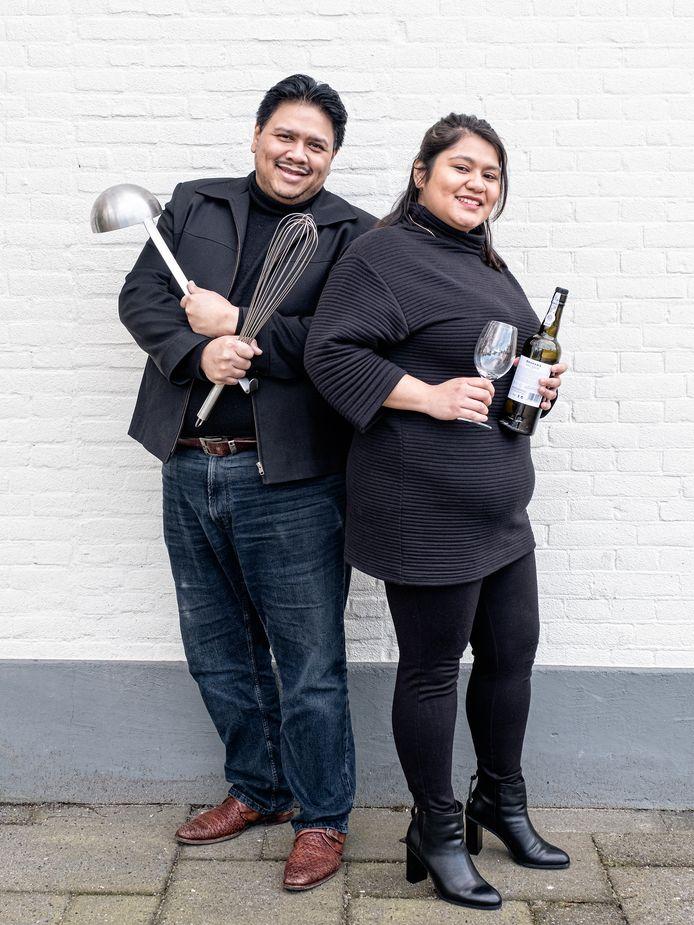 Vader-en-dochterduo Roger (50) en Rachel (24) Pelupessy openen een nieuw Javaans-Indonesisch restaurant