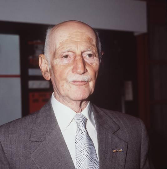 Otto Frank in 1979