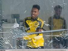 Geduld van Dortmund met Aubameyang is op