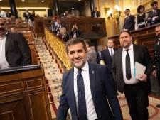 Catalaanse separatisten mogen cel uit voor beëdiging in Spaans parlement