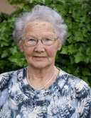 De moeder van mevrouw M. van Gestel.