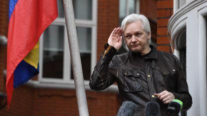 Assange wil als vrij man ambassade Ecuador in Londen verlaten
