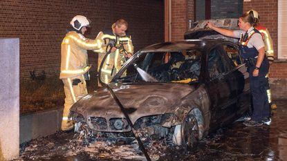 """BMW in brand gestoken: """"Jerrycan stond gewoon nog op auto"""""""