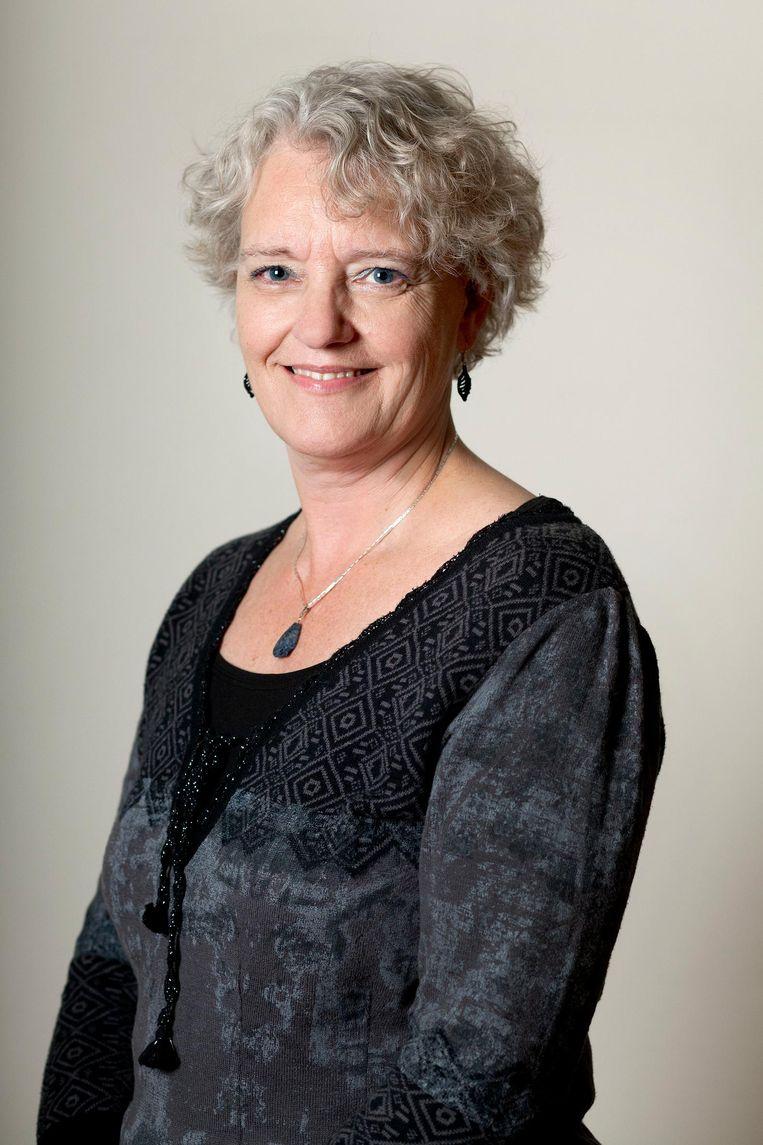 Judit Neurink Beeld Maartje Geels