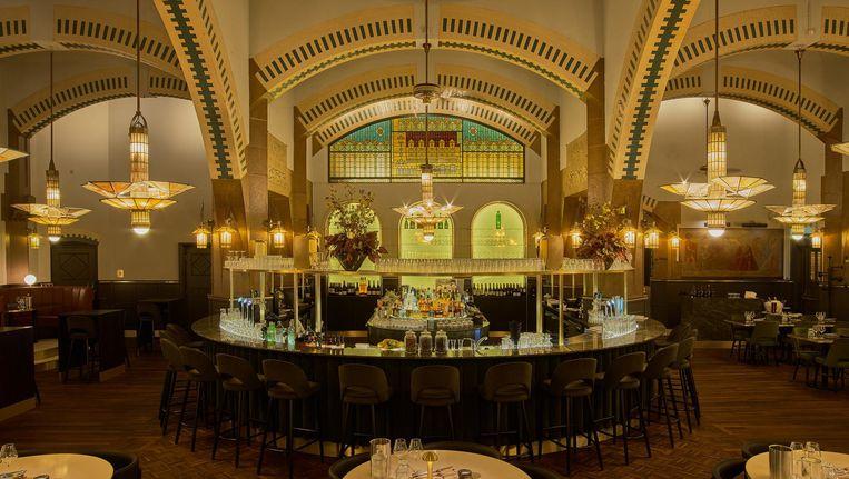 Café Americain, dat onaangetast blijft Beeld Eden Hotels