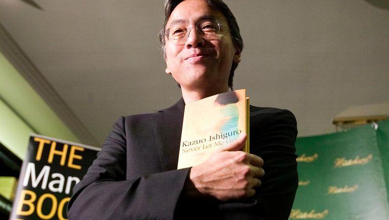 Nobelprijs Voor Literatuur 2017 Naar Kazuo Ishiguro Het Parool