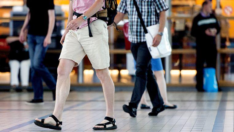 Korte Broek Heren Over De Knie.Een Korte Broek Mag Dat De Volkskrant