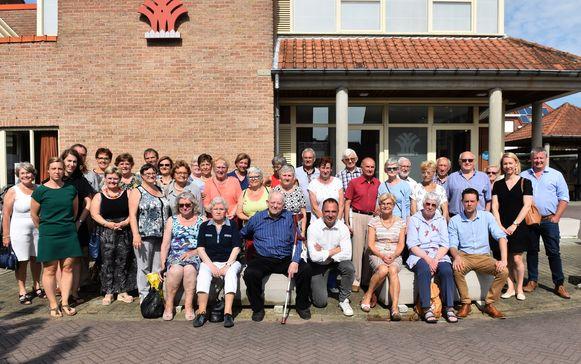 Naar aanleiding van de 30ste verjaardag van de Thuiszorgwerking, werden alle Kuurnse mantelzorgers uitgenodigd voor een verwennamiddag.