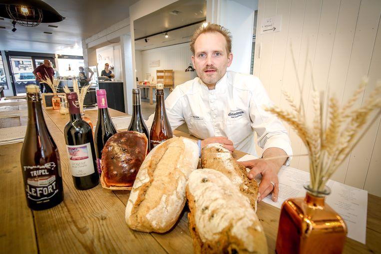 De flamboyante bakker gaat op zoek naar een nieuwe locatie in Brugge.