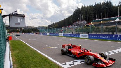 Formule 1 komt nu toch naar Francorchamps