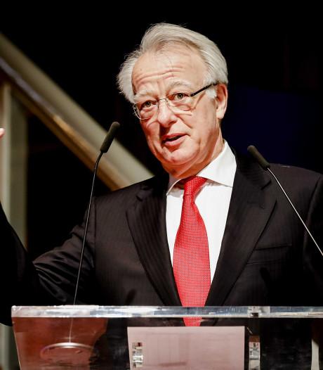 Jozias van Aartsen wordt voorzitter van Het Nationale Theater