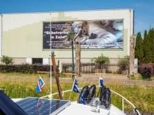 Nieuwe uitweg Zandsculpturen aan haven Elburg mag blijven