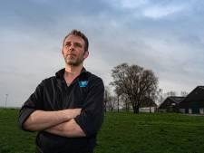 Gezicht van het boerenverzet vertrekt na ruzie uit Farmers Defence Force