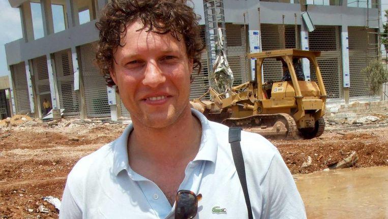 Jeroen Oerlemans op een foto uit 2006 Beeld ANP
