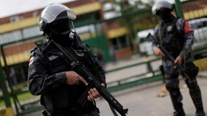Zeven doden na muiterij in Braziliaanse gevangenis
