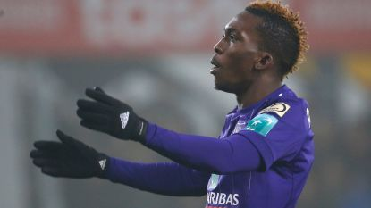 FT België 16/04: Onyekuru traint weer mee met Anderlecht
