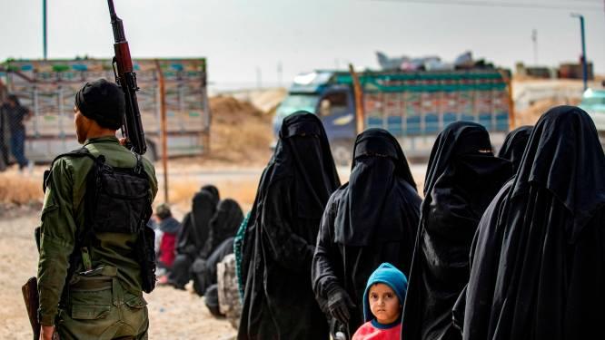 Minstens 38 Belgische kinderen vastgehouden in Syrische kampen