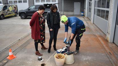Tersana vzw start eerste beschrijvend bodemonderzoek bij Garage Antoine