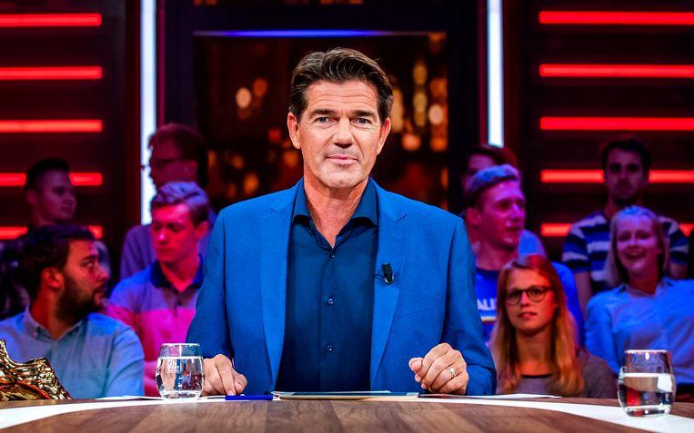 De kijkcijfers van het programma RTL Late Night zijn op een dieptepunt terechtgekomen: 188 duizend kijkers. Beeld ANP
