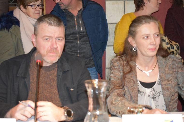 Dankzij de blanco stem komt Vlaams Belanger Hans De Gent in de politieraad.