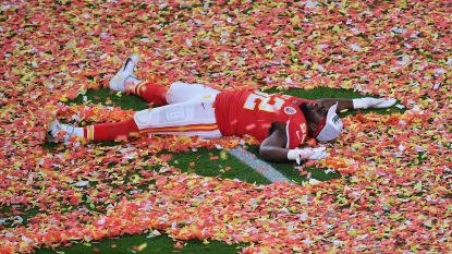Kansas City Chiefs winnen Super Bowl na doldwaze slotfase, Brady neemt fans in de maling
