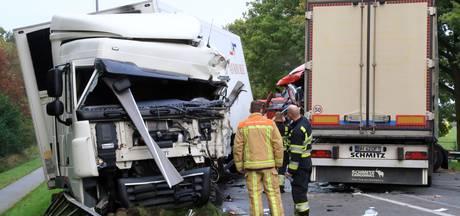 Provincie gaat snel aan de slag met snelheidsbeperkende maatregelen na nieuw ongeluk N270
