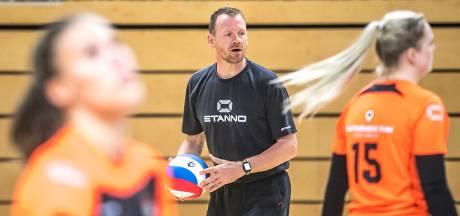 Groothuis langer coach van Regio Zwolle Volleybal